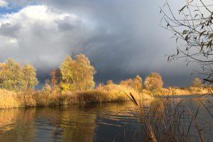 Осенняя охота и рыбалка в охотхозяйстве
